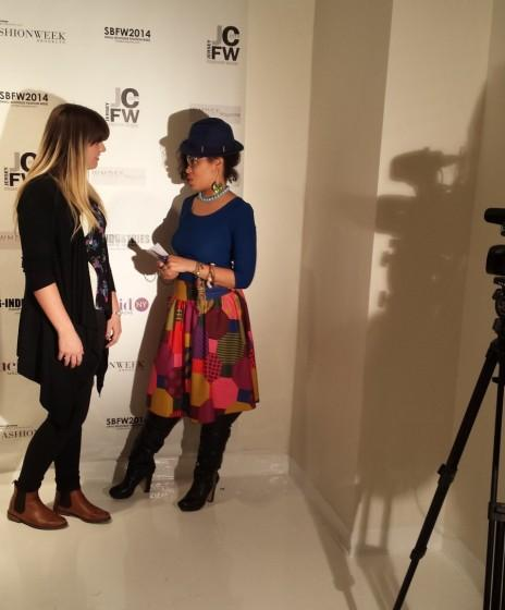 interview FashionTV